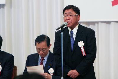 島根政経文化パーティーを開催し...